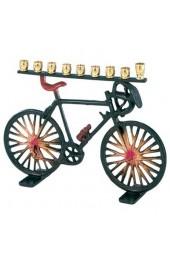 Bicycle Menorah