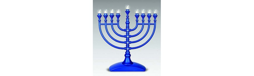 Electric Menorahs & Bulbs