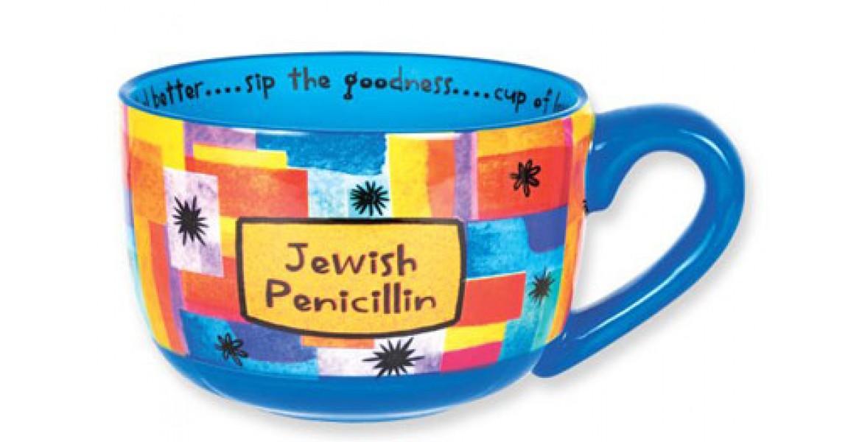 Jewish Penicillin Soup Mug