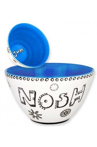 Nosh Bowl - Blue