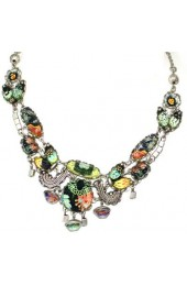 """Evening Bouquet"" Necklace"