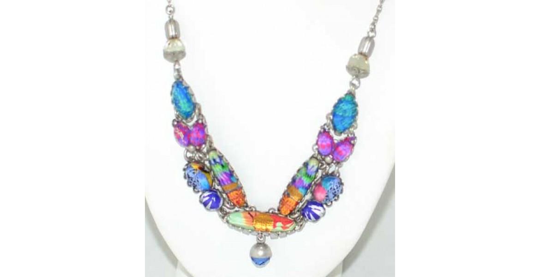 Turkish Tile Necklace
