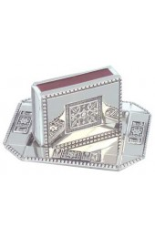 Matchbox Holder With Plate
