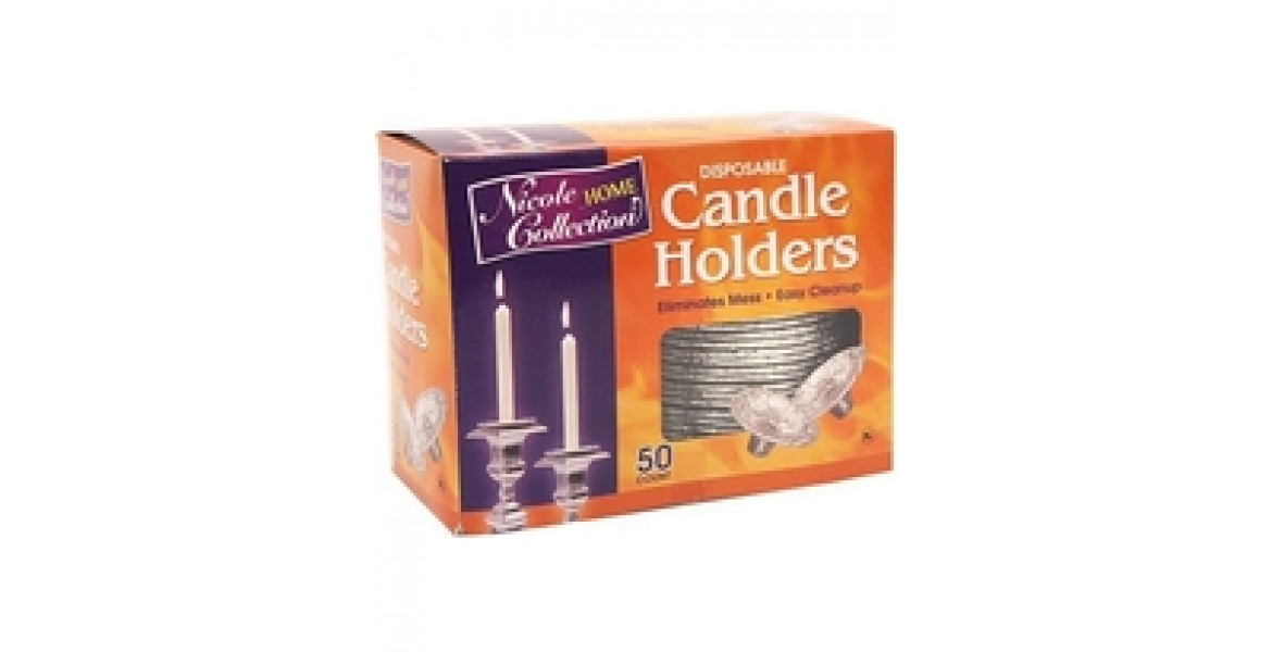 Disposable Candle Holders
