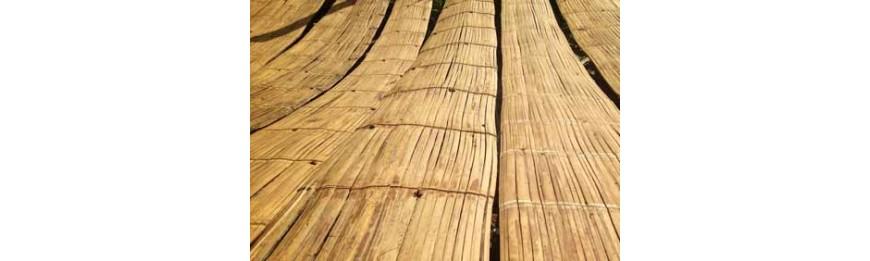 Schach, Bamboo Mats & Poles