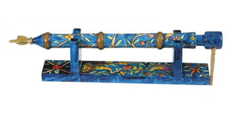 Yair Emanuel Wooden Torah Pointer Yad-Oriental