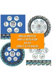 Passover Party Plates & Napkins