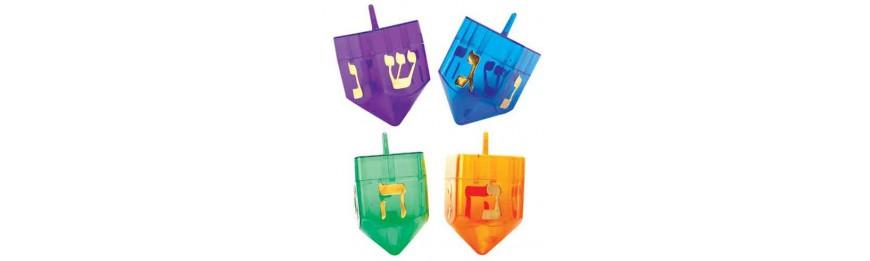 Chanukah Toys & Games