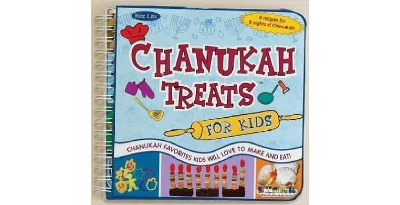 Chanukah Treats for Kids Cookbook