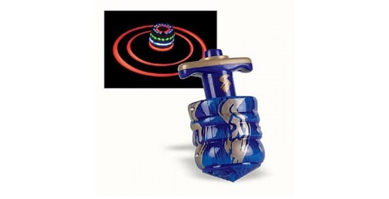 Musical Laser Dreidel
