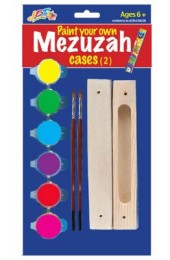 Decorate your own Mezuzah Case