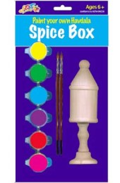 Paint your own Spice Box
