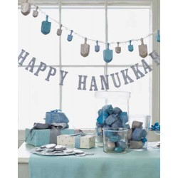 Chanukah Decoration & Home Goods