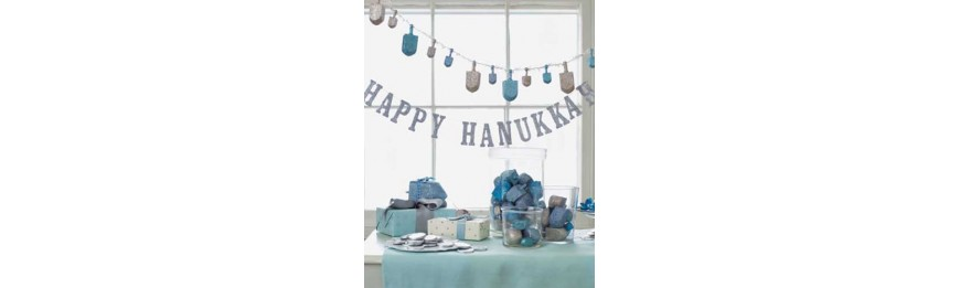Chanukah Decoration & Home Goods