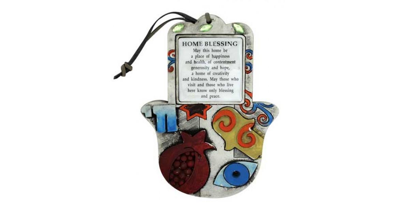 Terracotta Home Blessing