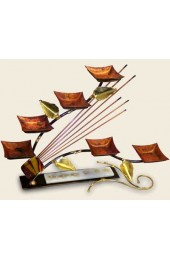 Gary Rosenthal Designed Burning bush Seder plate