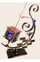 Gary Rosenthal Designed Super Dreidel