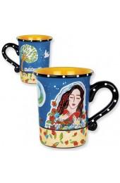 Woman of Valor Mug