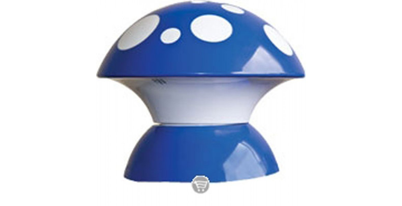 Kosher Innovations Mushroom KosherLamp - Blue