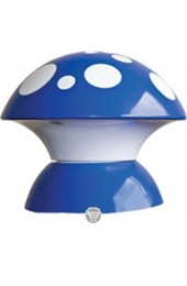 Kosher Innovations Mushroom KosherLamp - Blue