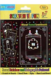 Mitzvah Scratch N Fun