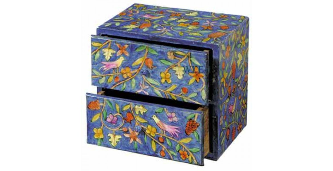 Yair Emanuel Large Jewelry Box Oriental