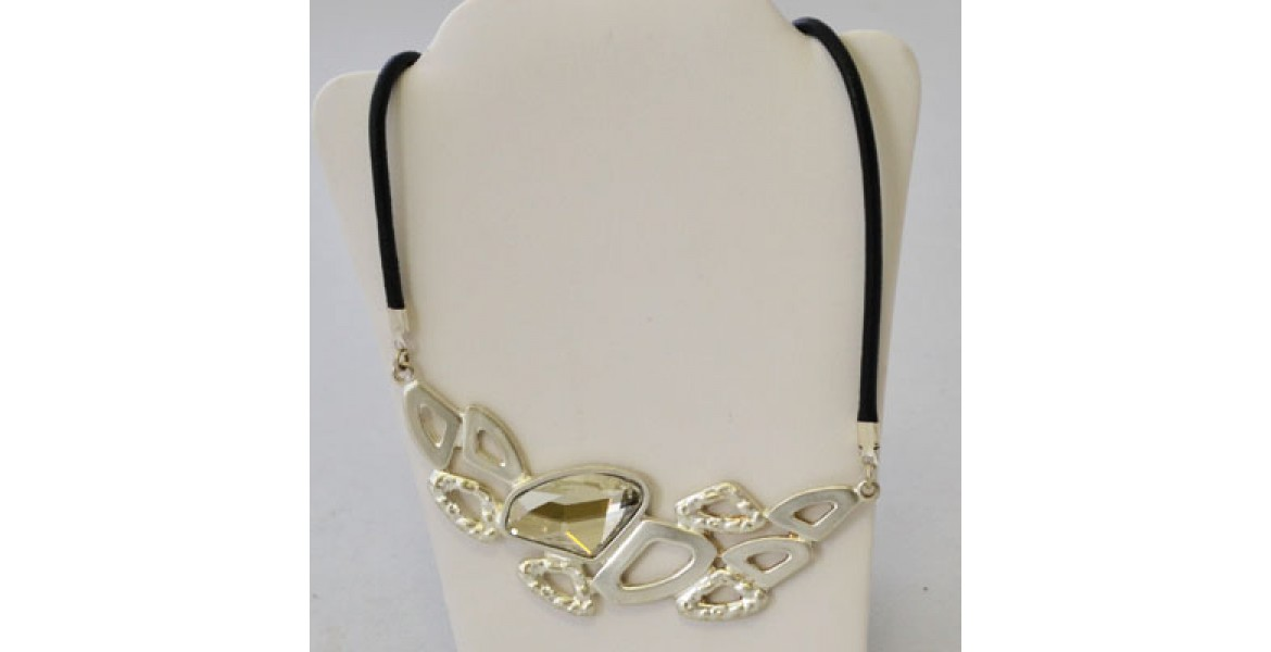 Silver Sensation Necklace