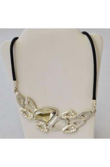 Silver Sensation Necklace