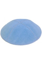 Customized Suede Yarmulkes
