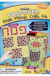 Passover Foam Mosaic Kit