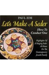 Paul Zim's Let's Make A Seder CD