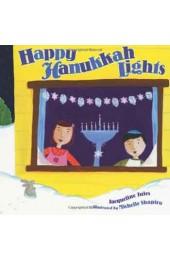 Happy Hanukkah Lights