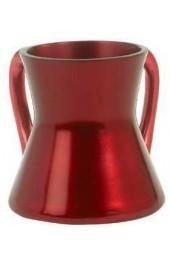 Anodize Aluminum Nitilat Yadaim Cup - Small Burgundy