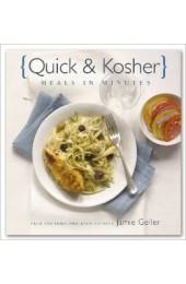 Quick & Kosher:Meals in Minutes