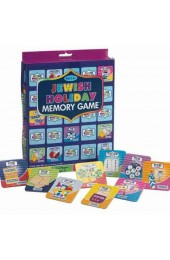 Jewish Holiday Memory Game