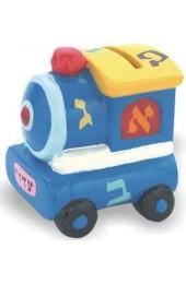 Train Tzedaka Box