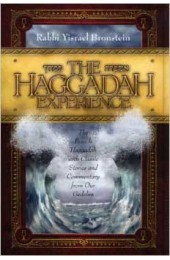 The Haggadah Experience: The Pesach Haggadah With Classic Stories and Commentary from Our Gedolim