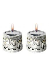 Candlesticks Round Jerusalem