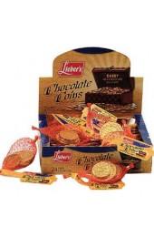 Dairy Chanukah Gelt - Box with 24 Sacks of Chocolate Coins