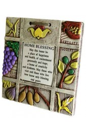 Ceramic Art Home Blessing