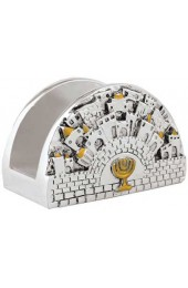 Card Holder With Jerusalem Design