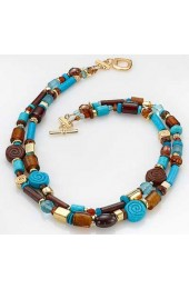 Egyptian Glory Israeli Necklace