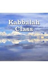 Kabbalah Class - (4) 90 Minute Classes