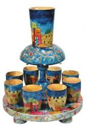 Kiddush Fountain Set