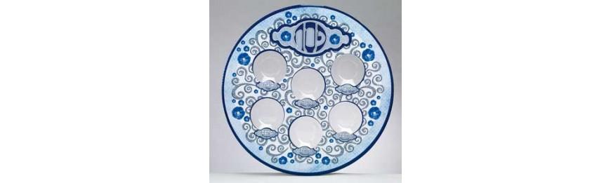 Passover Seder Plates