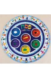 100 Piece Seder Plate Puzzle