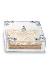 Lucite Matzoh Box