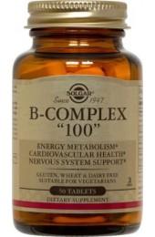 """B-Complex """"100"""" Tablets (100)"""