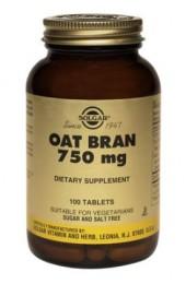 Oat Bran 750 mg Tablets  (100)