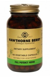 FP Hawthorne Berry Vegetable Capsules (100)